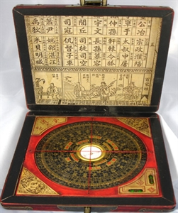Picture of Chinese Compass