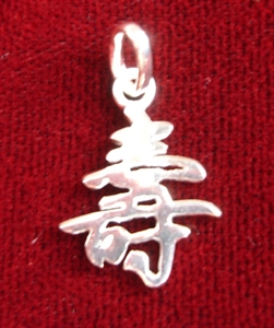 Picture of Silver Long Life Charm