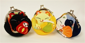 Picture of Kitty Coin Purse